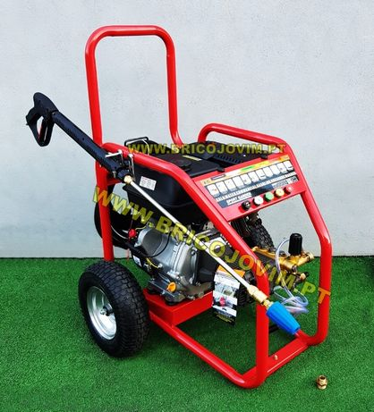 Lavadora Gasolina Alta Pressão Profissional - 247Bar - Motor 13Cv