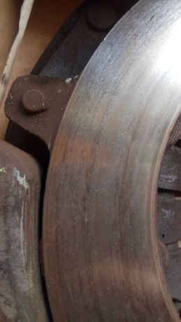 622142300 Корзина диск в зборе LUCK ALFA 145/146/FIAT BRAVO/BRAVA 1.