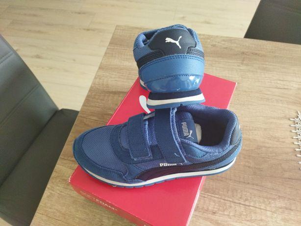 Adidasy sneakersy Puma w roz. 33 z gwarancją w idealnym stanie