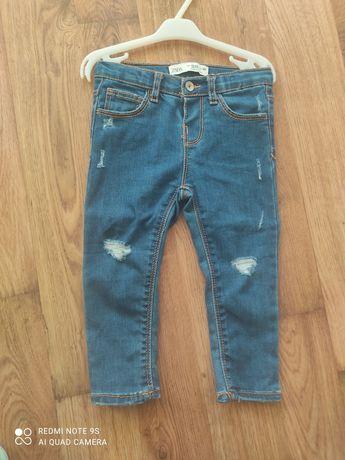 Spodnie Zara 92.