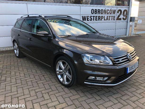 Volkswagen Passat 2.0tdir Linehighlinevoll Lednavialcanthakbezwyp