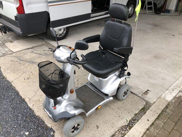 Elektryczny wózek inwalidzki Bischoff / nowe baterie