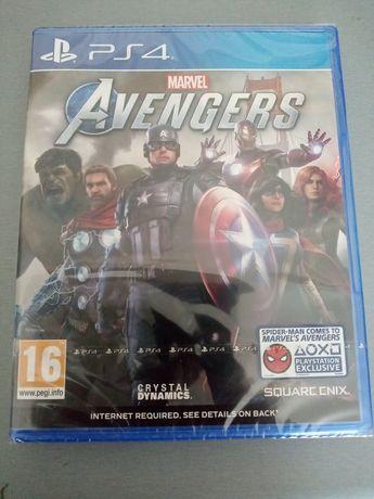 Avengers na ps 4