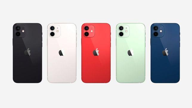 IPHONE 12 Mini 64Gb Red/Black/Blue/Green/White/ Manufaktura 2849zł