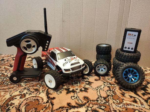 Монстр 1:18 WL A979-B RC 4WD! (traxxas, hpi, bsd, himoto, axial)