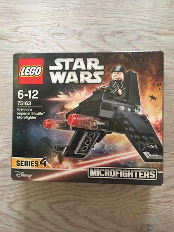 Klocki Lego. Star Wars.  Mikromyśliwiec Imperialny