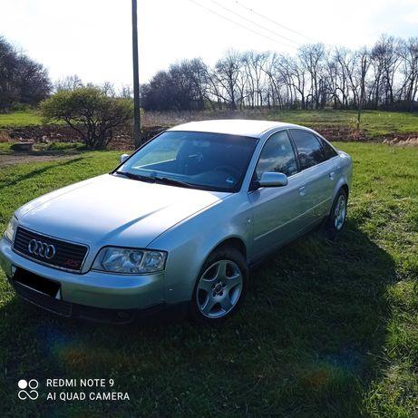 Audi   А6 Растаможена