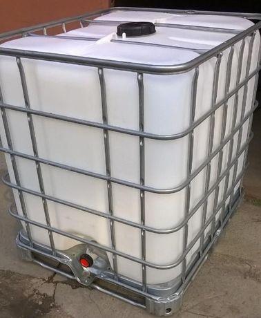 Еврокубы (Ёмкости) 1000 литров бывшего употребления в хорошем состояни