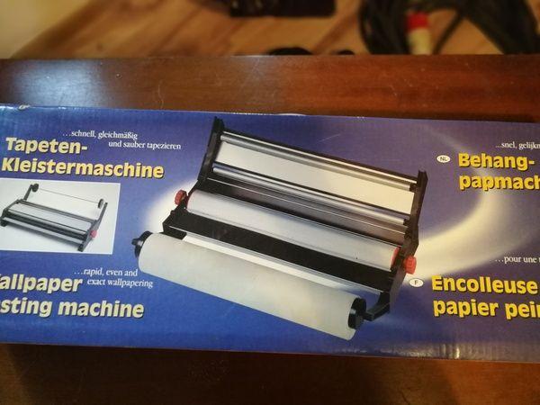 tapetomat,urządzenie do nakładania kleju