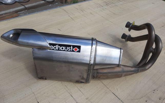 Tłumik do Kawasaki ER6 Versys 650 oryginalny zmodyfikowany Edhaust