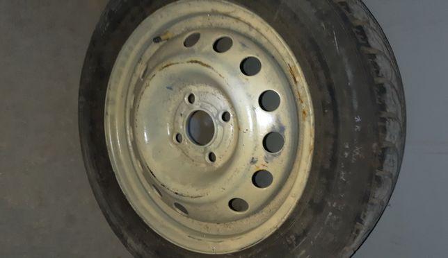 Колесо запасное, запаска Rosava с диском 185x60 R14