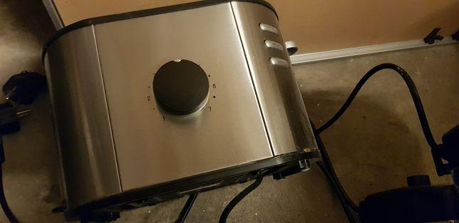 toster stał używany 10 razy