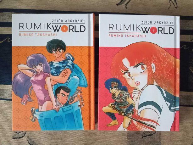 """Manga """"Rumik World"""" tomy 1-2, oprawa twarda, J.P. F"""