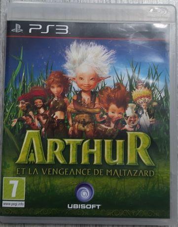 Gra Arthur The Revenge Of Maltazard PS3 Playstation 3