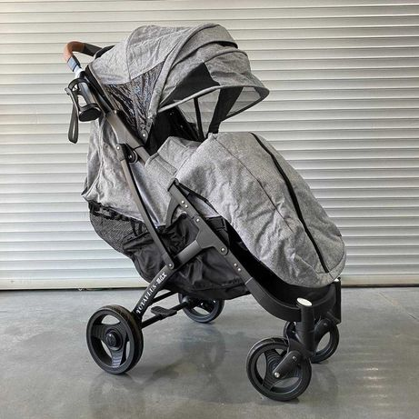 Легендарная прогулочная коляска Yoya Plus Max - 6 кг, складная книжка