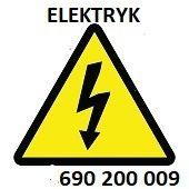 Elektryk Instalacje Elektryczne Awarie Naprawa Wymiana Modernizacja