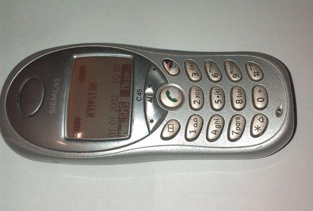 Винтажный телефон Siemens C45 в идеальном состоянии