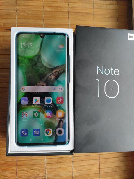 Mi Note 10 128gb в отличном состоянии!