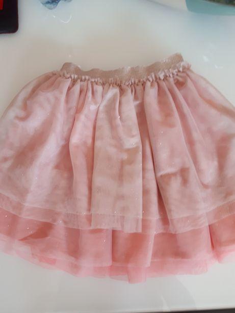 H&M spódniczka tiul roz 110
