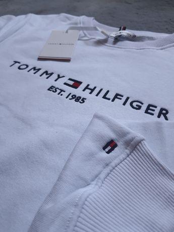 Bluza Biała Tommy Hilfiger
