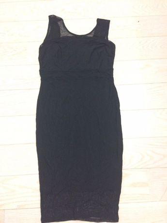 Seksowna sukienka siatkowa ala Doda.