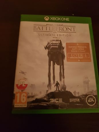 Star wars Battlefront ultimate edition PL xbox one