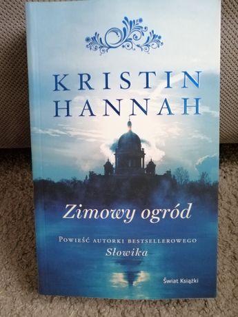 """""""Zimowy ogród"""" - Kristin Hannah- nowa"""