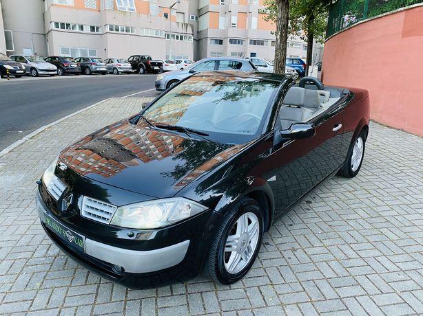 Renault megane cabrio 1.6i 16v 124.000km