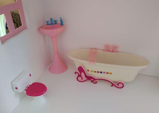 Ванная комната для Барби