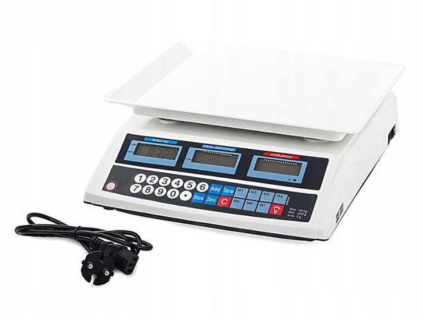 elektroniczna waga sklepowa lcd kalkulacyjna 30 kg