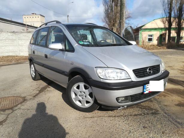 Opel Zafira 1.8 16V LPG 7 osob Klimatyzacja REZERWACJA