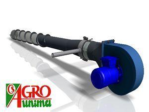 Osuszacz ziarna zbóż M871 NOWY - przenośny,punktowy, 1,5kW, producent!