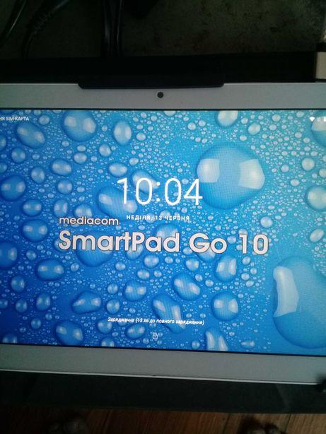 Планшет mediacom SmartPad Go10+ Чехол Id Pad