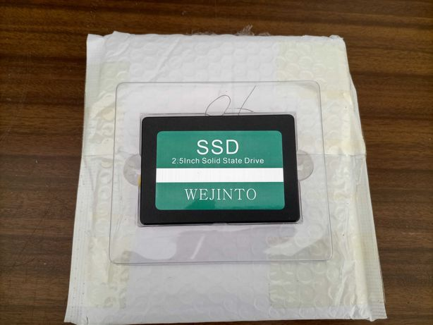 Disco SSD 360Gb  Novo