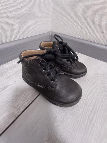 Демі шкіряні чобітки