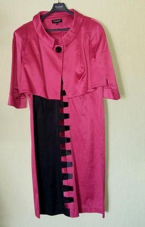 нарядный костюм женский р.52