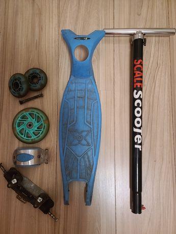 Запчасти на самокат Scale scooter