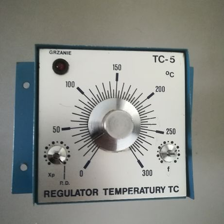 Regulator temperatury TC-5