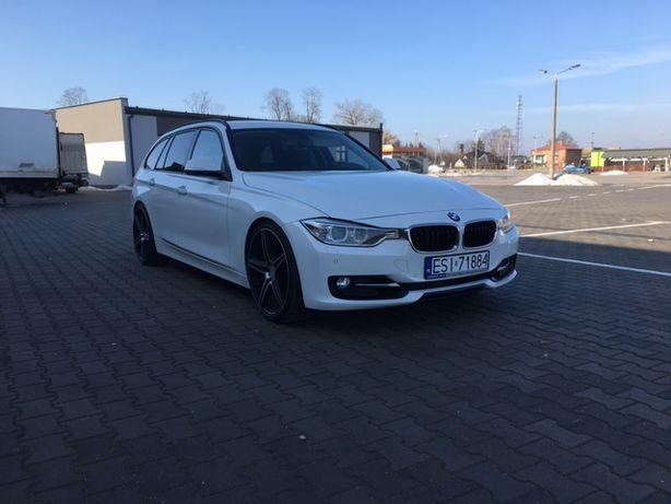BMW 330d automat sprowadzony zarejestrowany