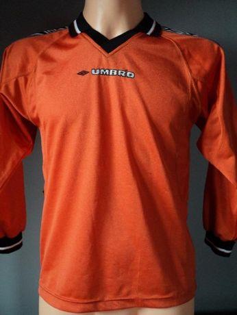 koszulka piłkarska umbro dla dziecka z długim rękawem 146 db