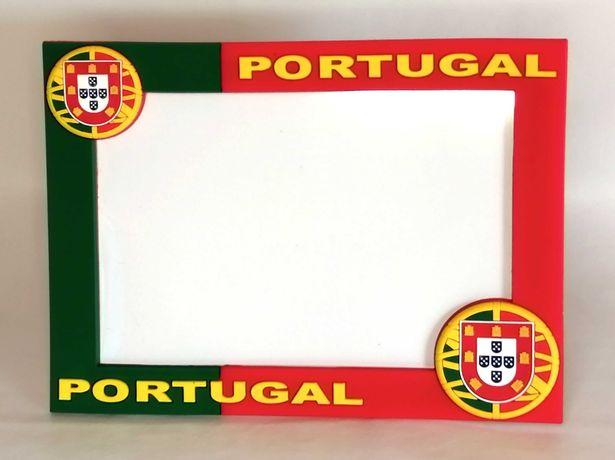 Molduras para fotos da bandeira de Portugal Envio gratuito