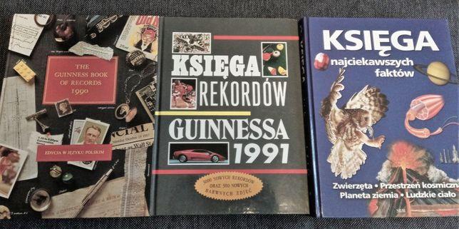 Guinness Księgi Rekordów 90, 91 i Księga Faktów
