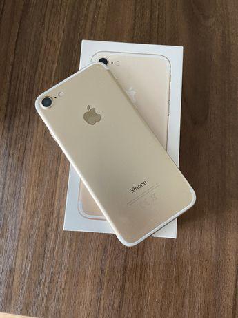 Iphone 7 128Gb rose gold/igla