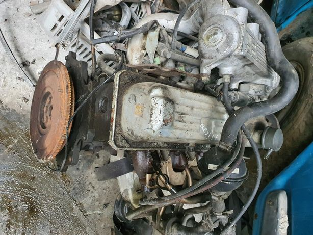 Silnik Ford Sierra OHC Efi Scorpio 2.0 Benzyna