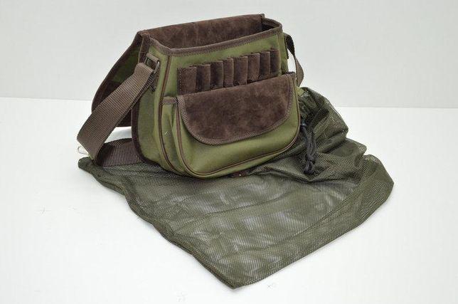 Ягдташ + Сетка для дичи сумка для охоты, сумка мисливця для дичини