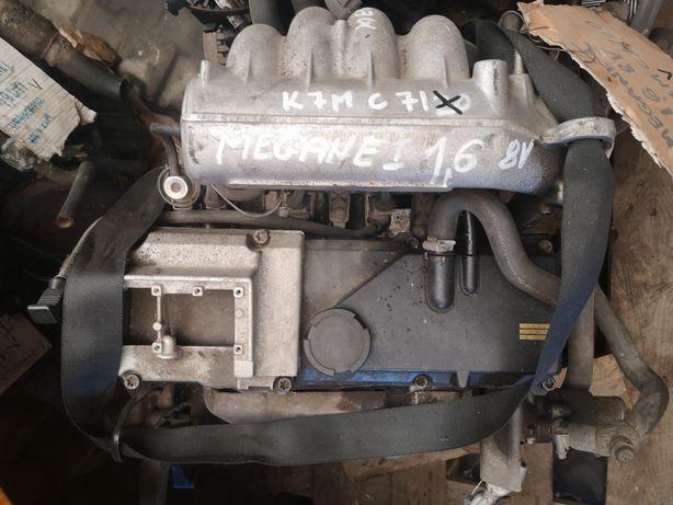 Silnik Renault megane I 1.6 8v k7mc71
