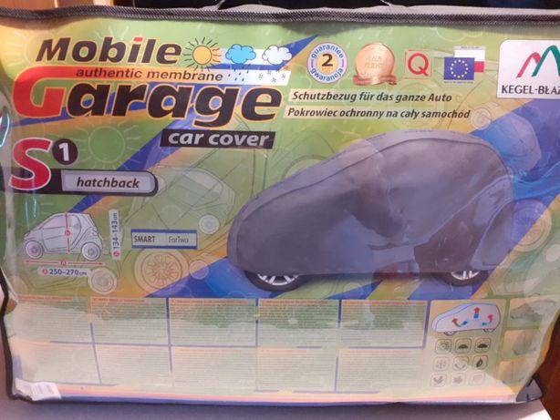 pokrowiec na samochód smart fortwo