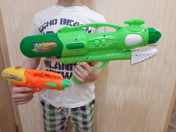 Водный пистолет 2 шт за 100 грн