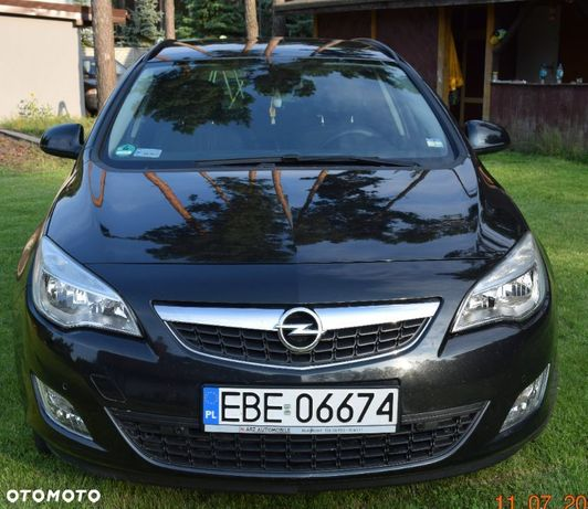 Opel Astra Opel Astra kombi 1.7 cdti