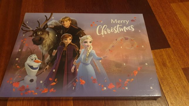 Kalendarz adwentowy Frozen II